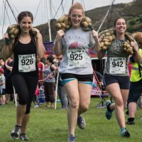 Ladies Tattie Race