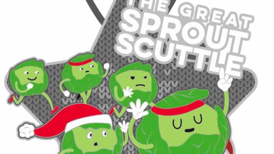 Virtual Great Sprout Scuttle Medal