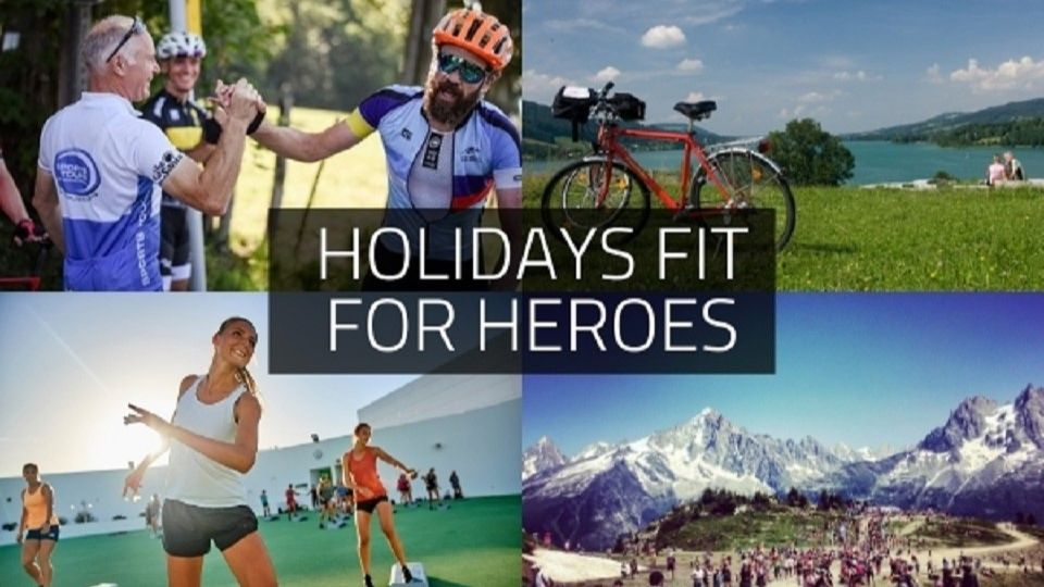 Holidays Fit for Heroes