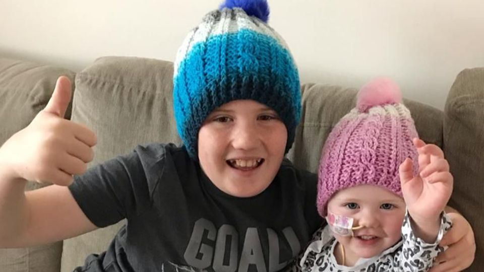 10 year-old Harry aims to run 56 miles in February for Cancer Research UK