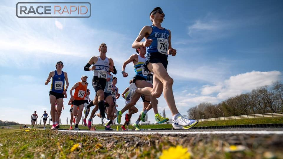 5K and 10K Racing at Mallory Park