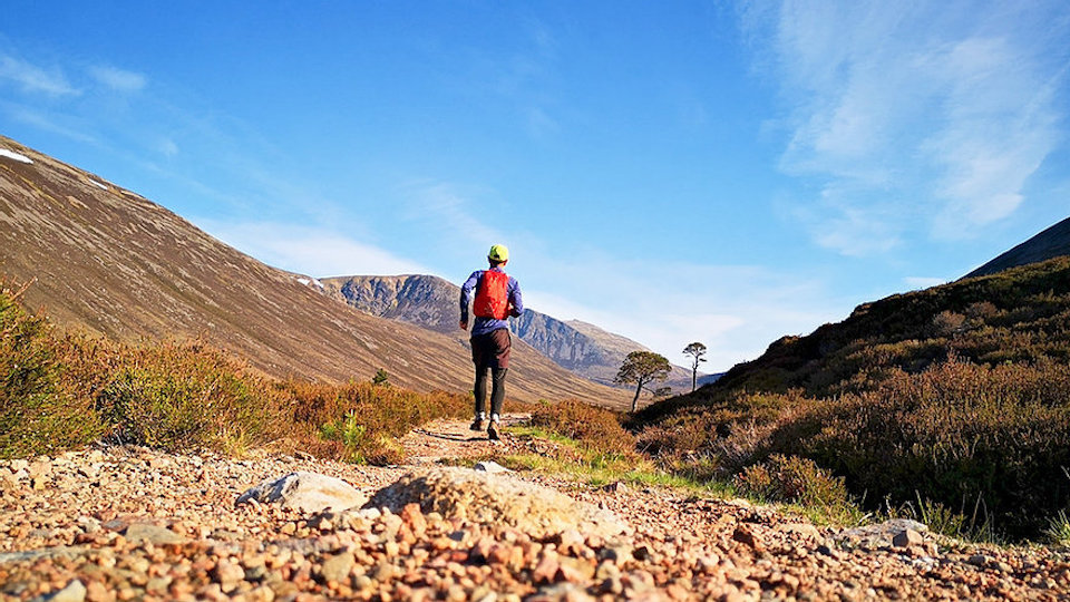 Cairngorms Ultra Trail Race