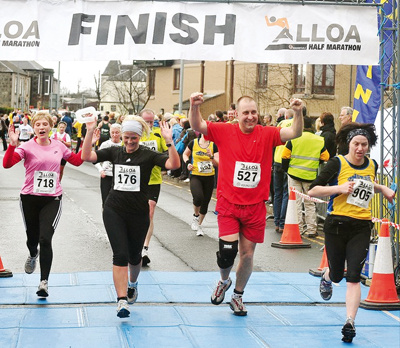 Alloa Half Runners