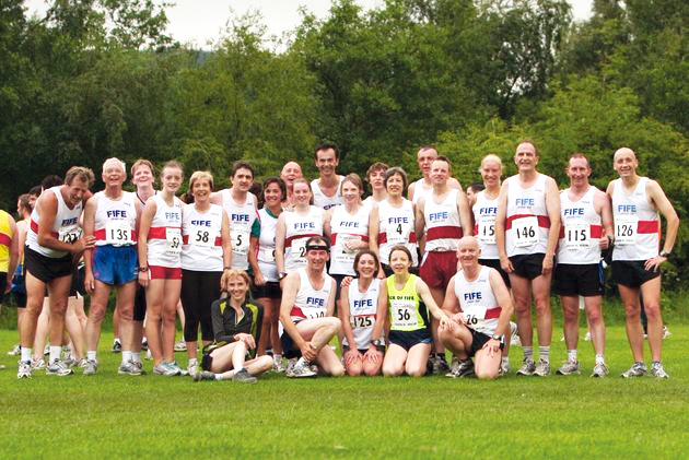 Fife AC Group Photo