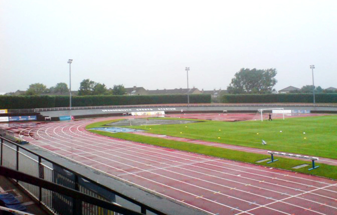 Grangemouth Stadium