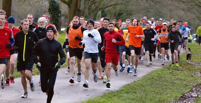 Southampton parkrunners