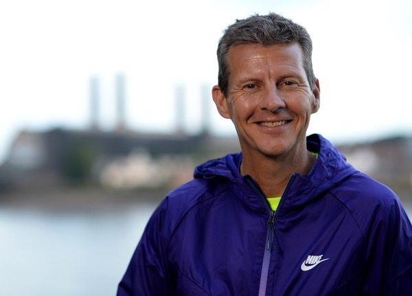Steve Cram - image courtesy Events of the North