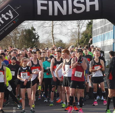The Marches School Oswestry 10K
