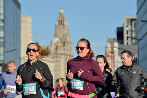 action from Liverpool Half