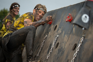 action from Spartan Race
