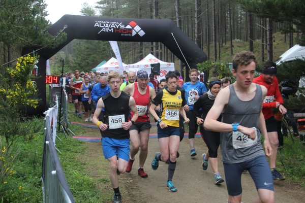 Anglesey Trail Half Marathon and 10K