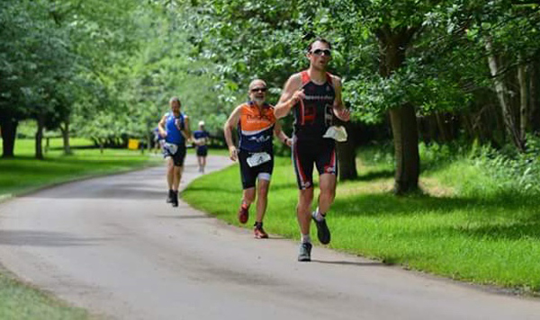runners at Ragley Hall