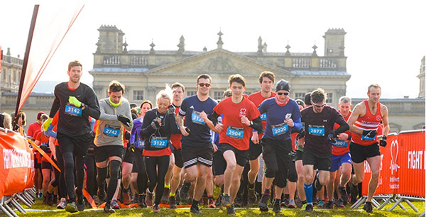 runners at Harewood House