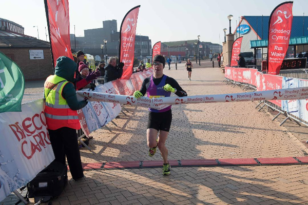 Michael Aldridge Wins The 2018 Rhyl 10