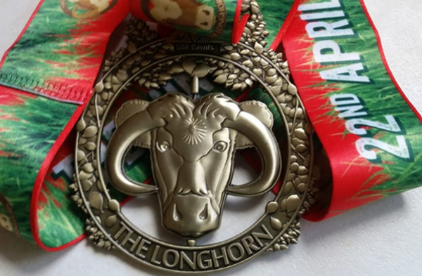 The Longhorn Event Medal