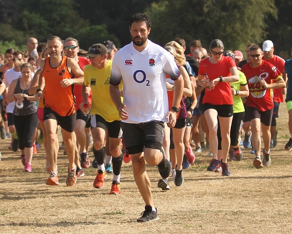 Foots Cray Meadows parkrun launch