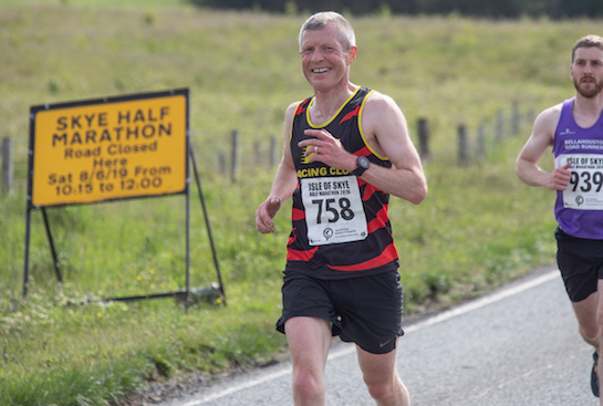 Willie Rennie at Skye Half