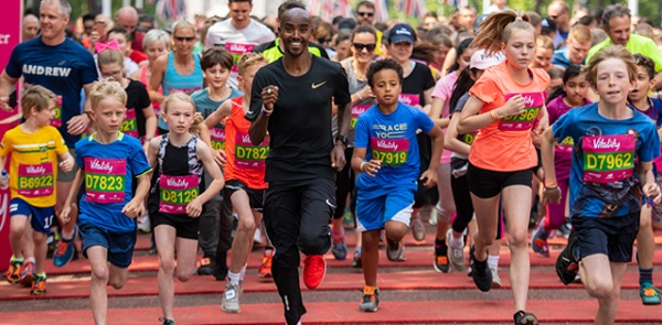 Vitality Westminster Mile 2018