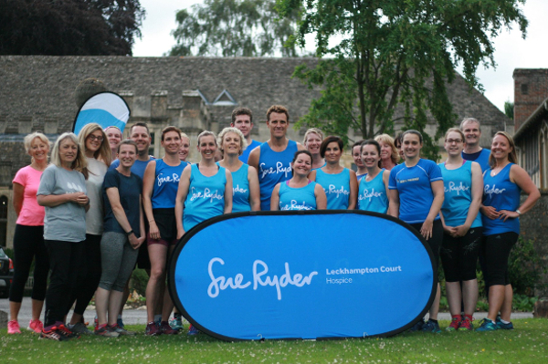 James Cracknell Joins Team Incredible Preparing For Cheltenham Half Marathon