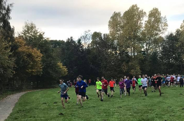 Launch Of New Oswestry parkrun