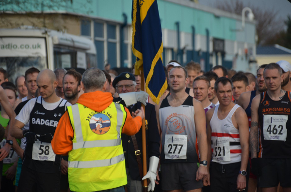 Start Of 2018 Skegness 10K