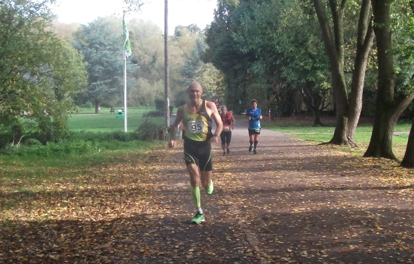 Steve Edwards At Rickmansworth Challenge