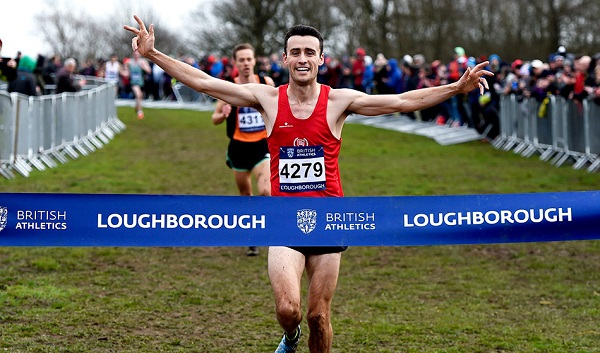 Adam Hickey wins 2019 UK Inter-Counties