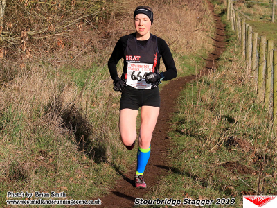Women's Winner Anne Kenchington At Stourbridge Stagger 10