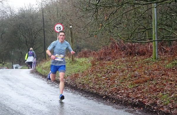 Jack Pickett At The Walton Wobble 10K