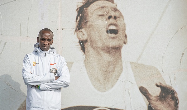 Kipchoge sub-2-hour marathon launch
