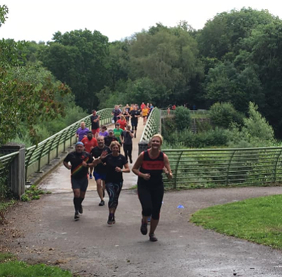 New Severn Valley Country parkrun