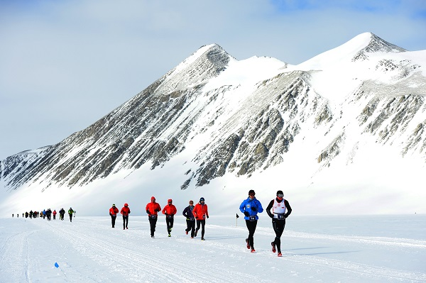 Antarctic Ice Marathon 2019