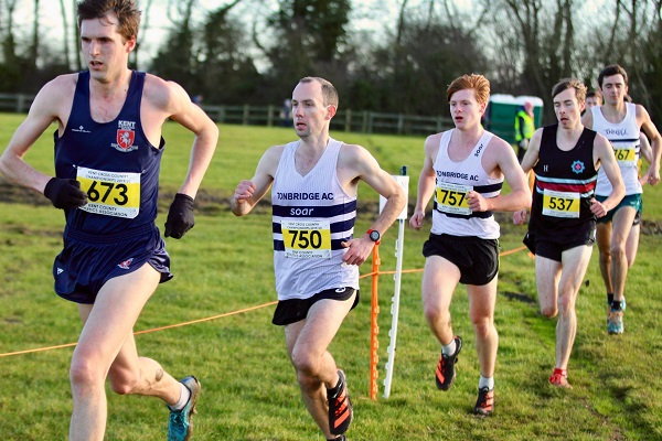 Owen Hind leads Kent XC Champs 2020