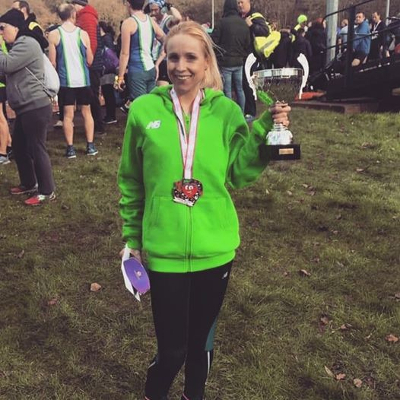 Gemma Steel Wins Again At Valentines 10K