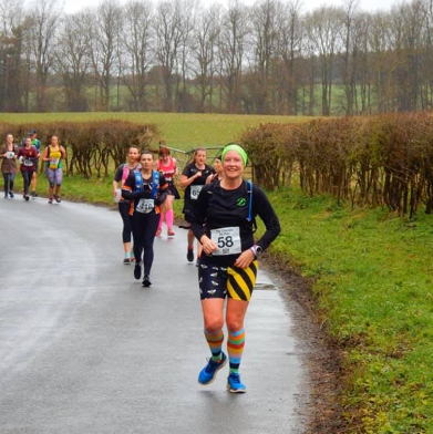 Grit And Determination At The Oundle 20