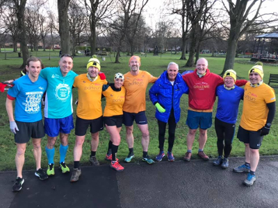 parkrun Friends North East England