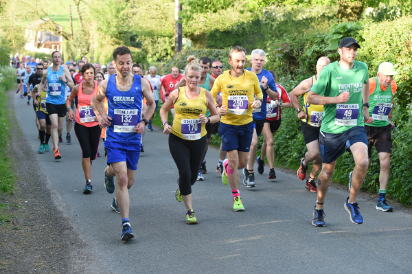 Runners At The Stone 5