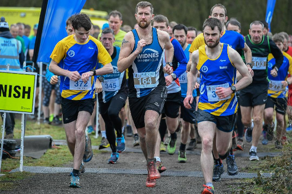 Warrington RC 5-Mile Race