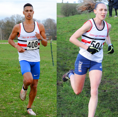 Alex Brecker And Katie Holt Win At Staffs XC Champs