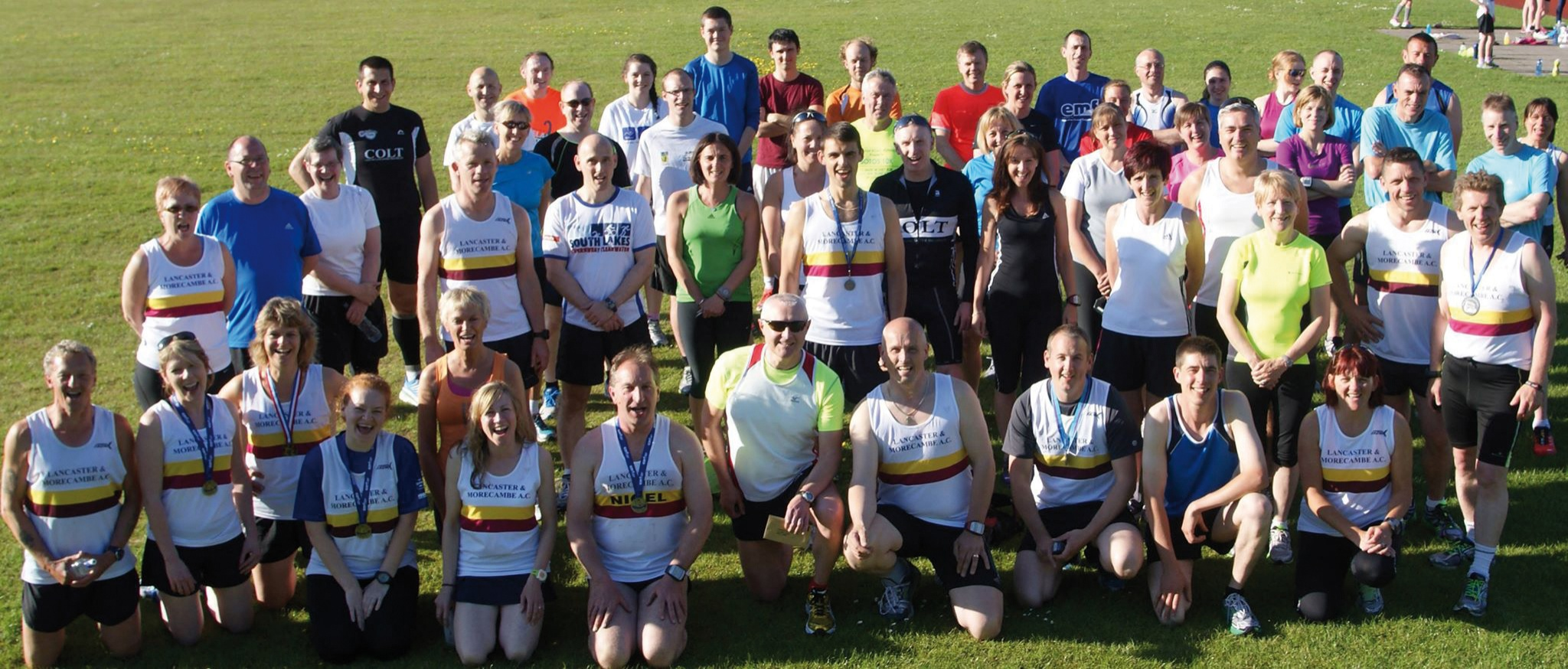 Lancaster and Morecambe AC